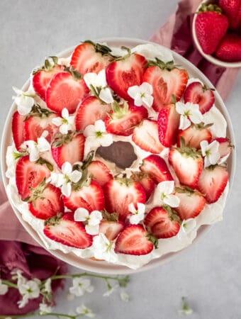 Tres Leches Bundt Cake