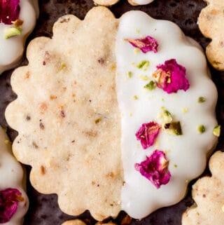 Persian Love Cookies