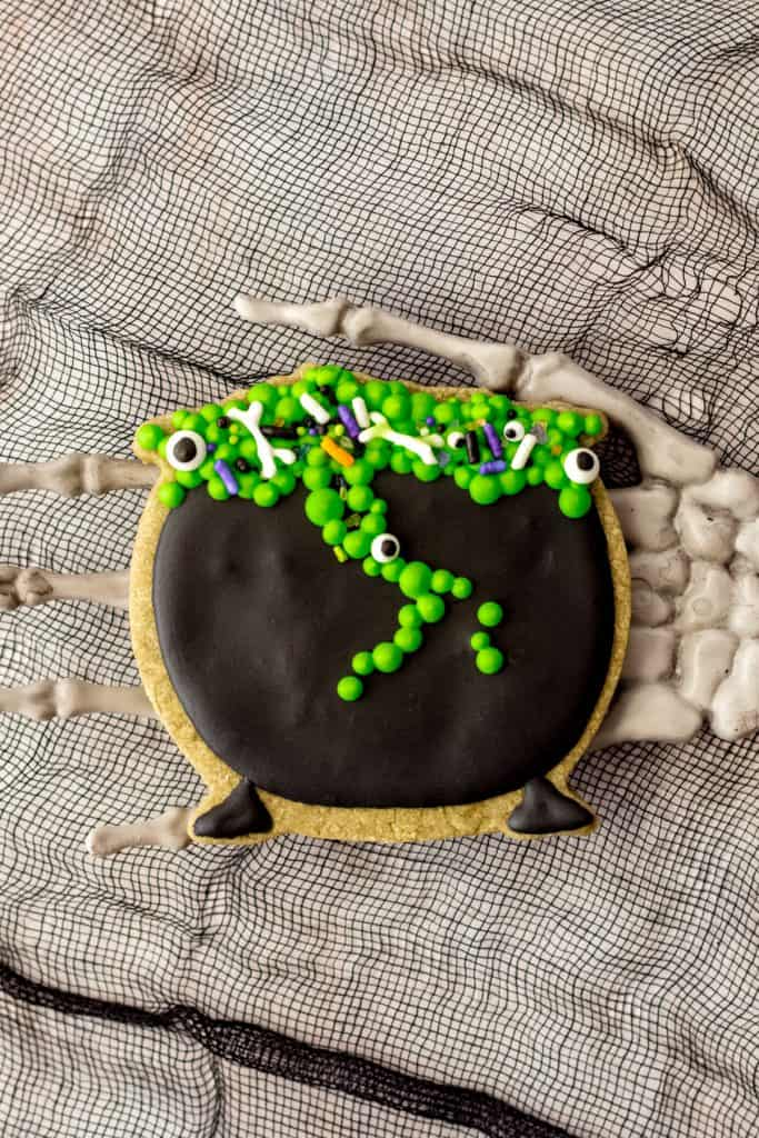 Matcha Cut Out Sugar Cookies